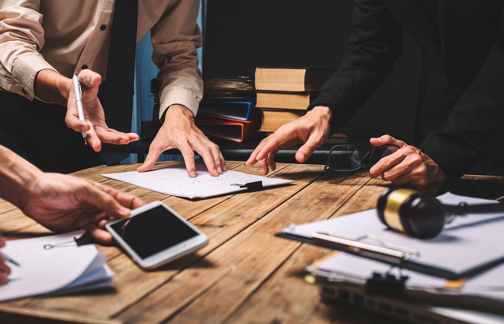 Юридические услуги для предприятий