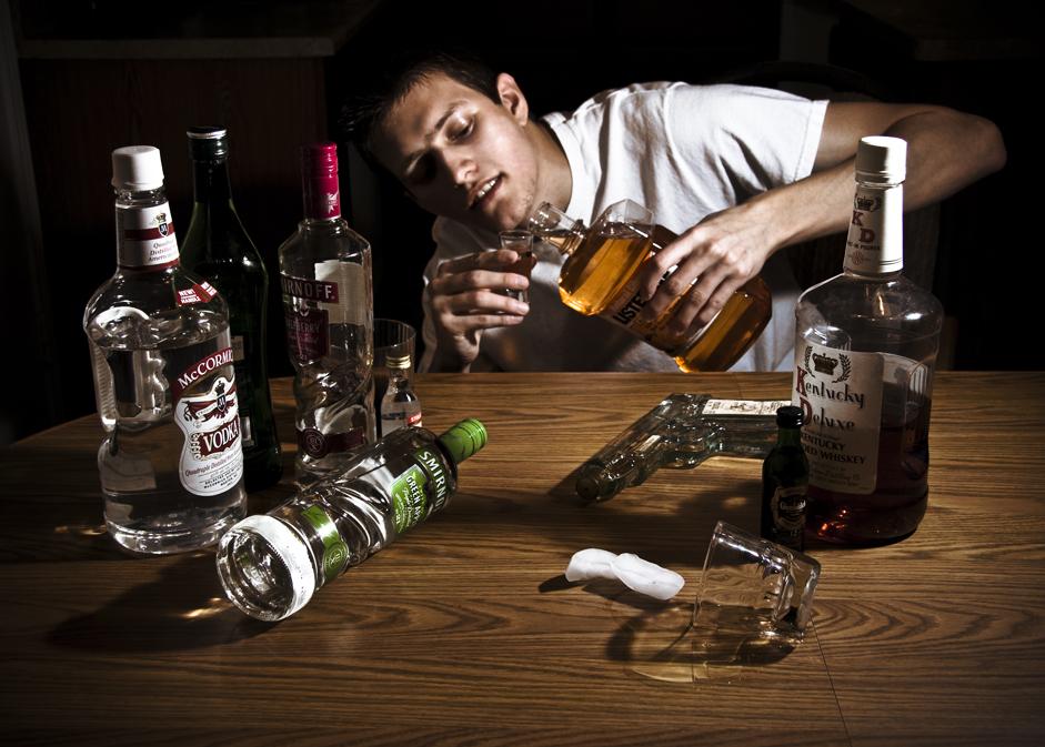 Ученые из США объяснили природу алкогольной зависимости
