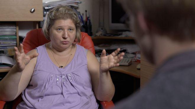 Виктория Скрипаль трудоустроена в фирму которая производит передачи для Первого канала