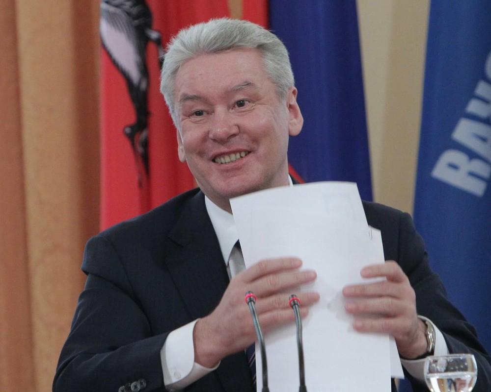 На Собянина подали в суд с требованием снять с выборов