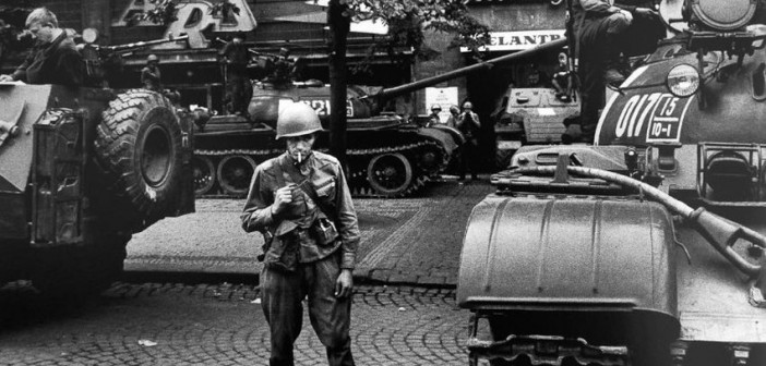 Парламент Чехии признал оккупацией события 1968 года