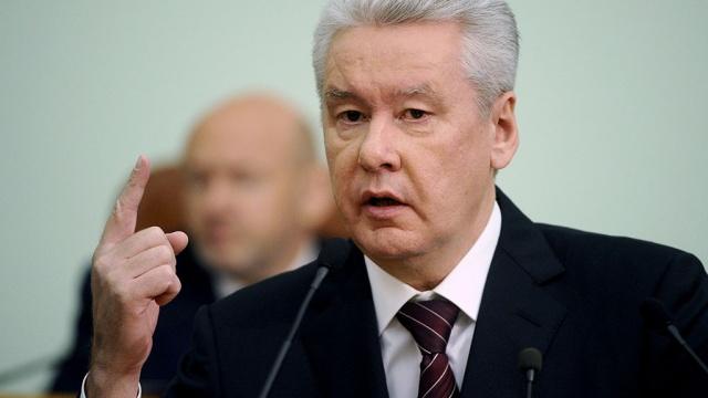 Собянин победил на выборах мэра Москвы, но слабо