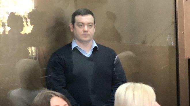 Давидыча осудили на на четыре года и восемь месяцев