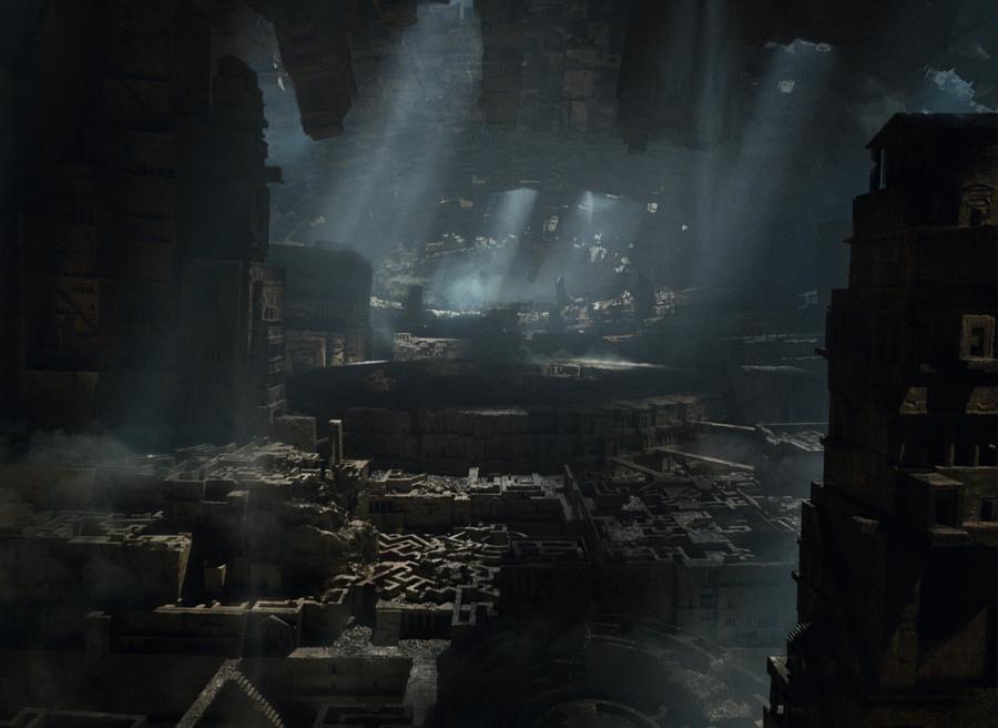 Гнев Титанов / Wrath of the Titans (2012)