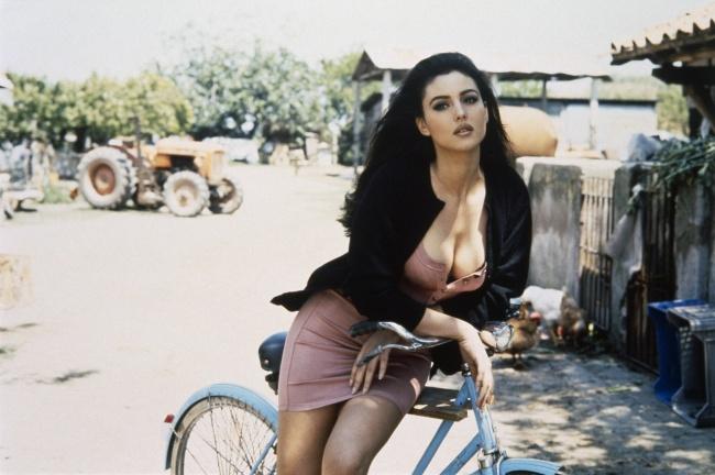 Моника Белуччи (Monica Bellucci)