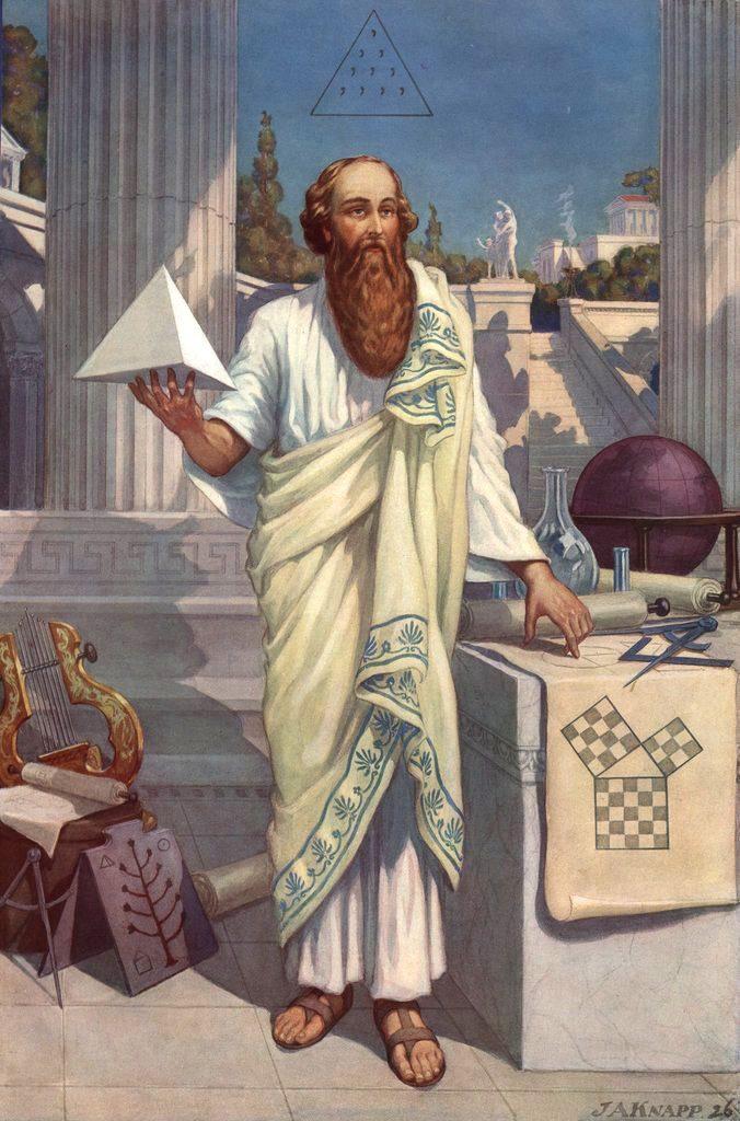 Пифагор (Pythagoras)
