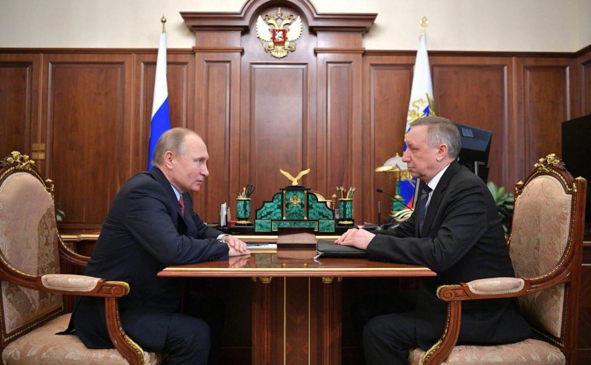 Когда Беглов объявит о своем выдвижении в губернаторы Санкт-Петербурга