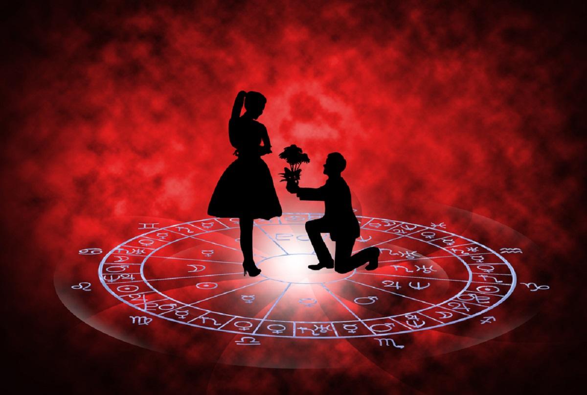 Любовные отношения гороскоп