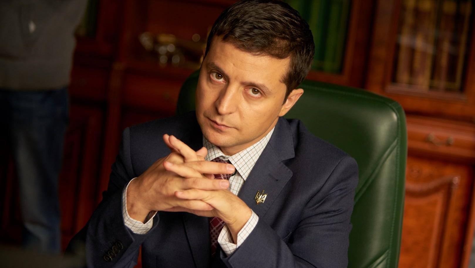 Зеленский пообещал пересмотреть закон об исключительности украинского языка