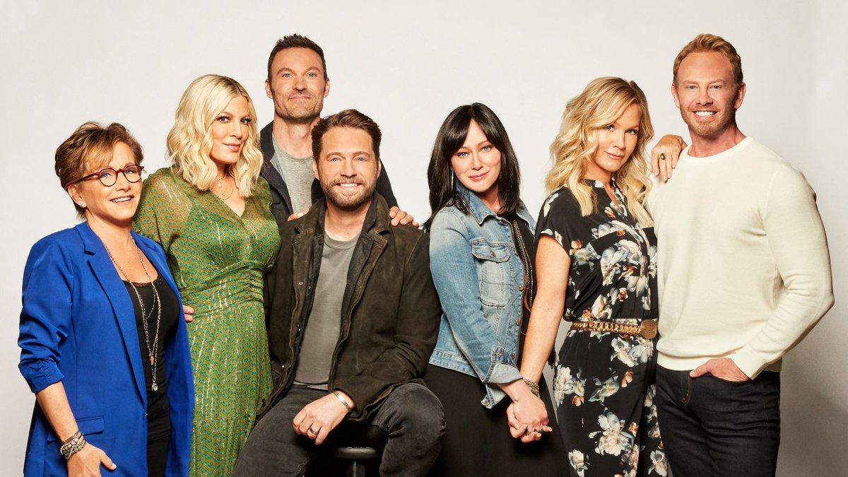 """Перезапуск """"Беверли-Хиллз, 90210"""" бьет все рекорды по популярности на Fox"""