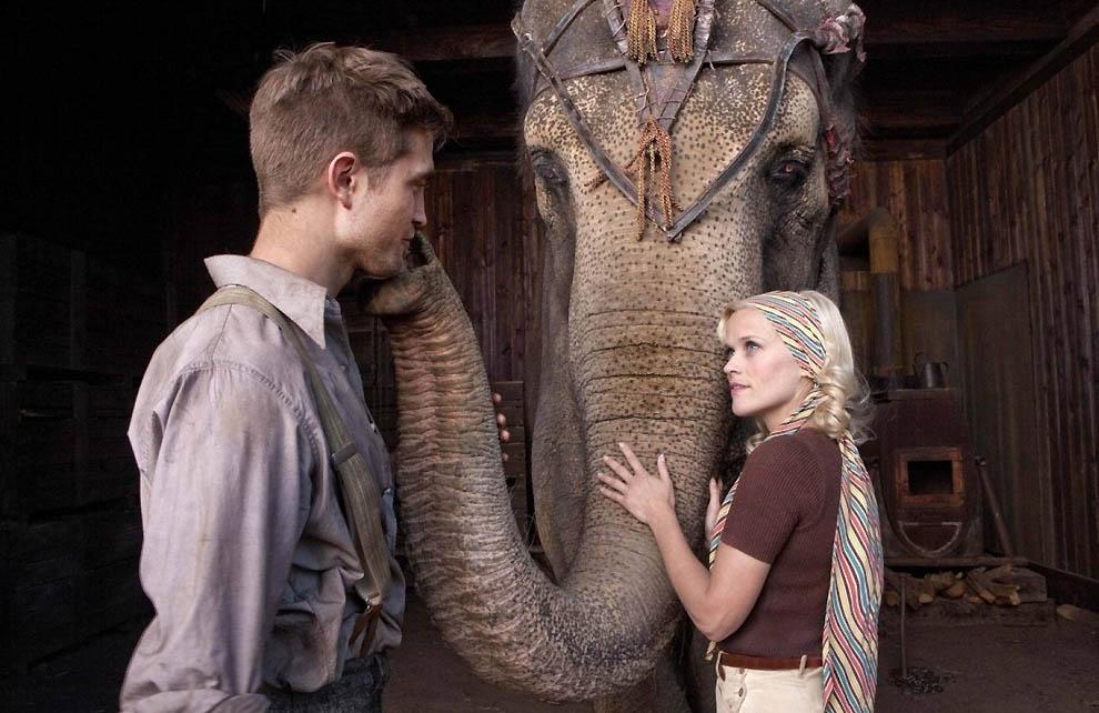 Фильм «Воды слонам!»
