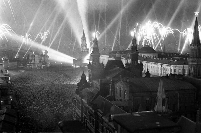 Конец второй мировой войны, 1945