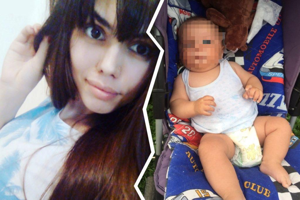 В Тюменской области был найден полугодовалый младенец