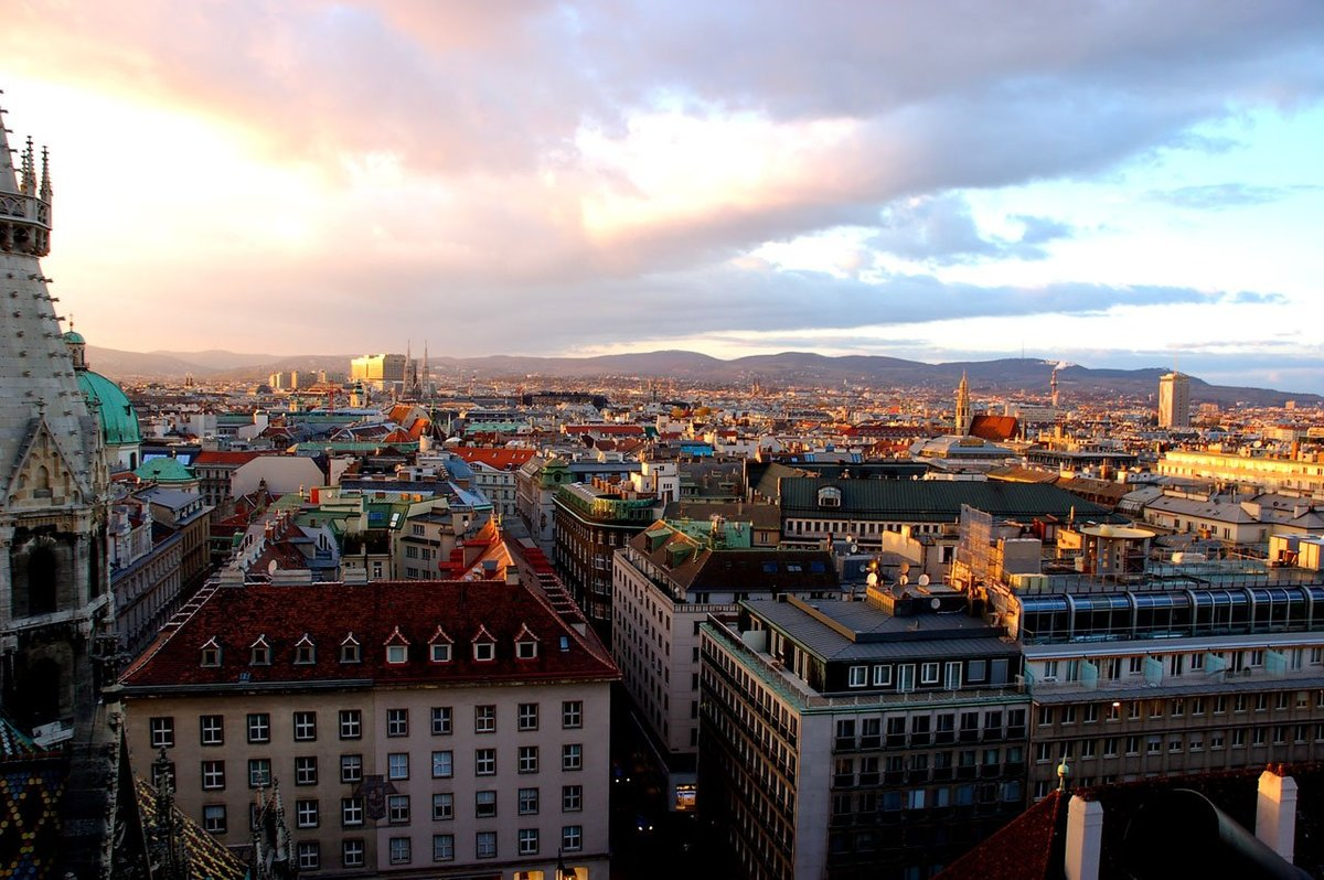 Вена возглавила рейтинг лучших городов для жизни, Москва — на 68-м месте