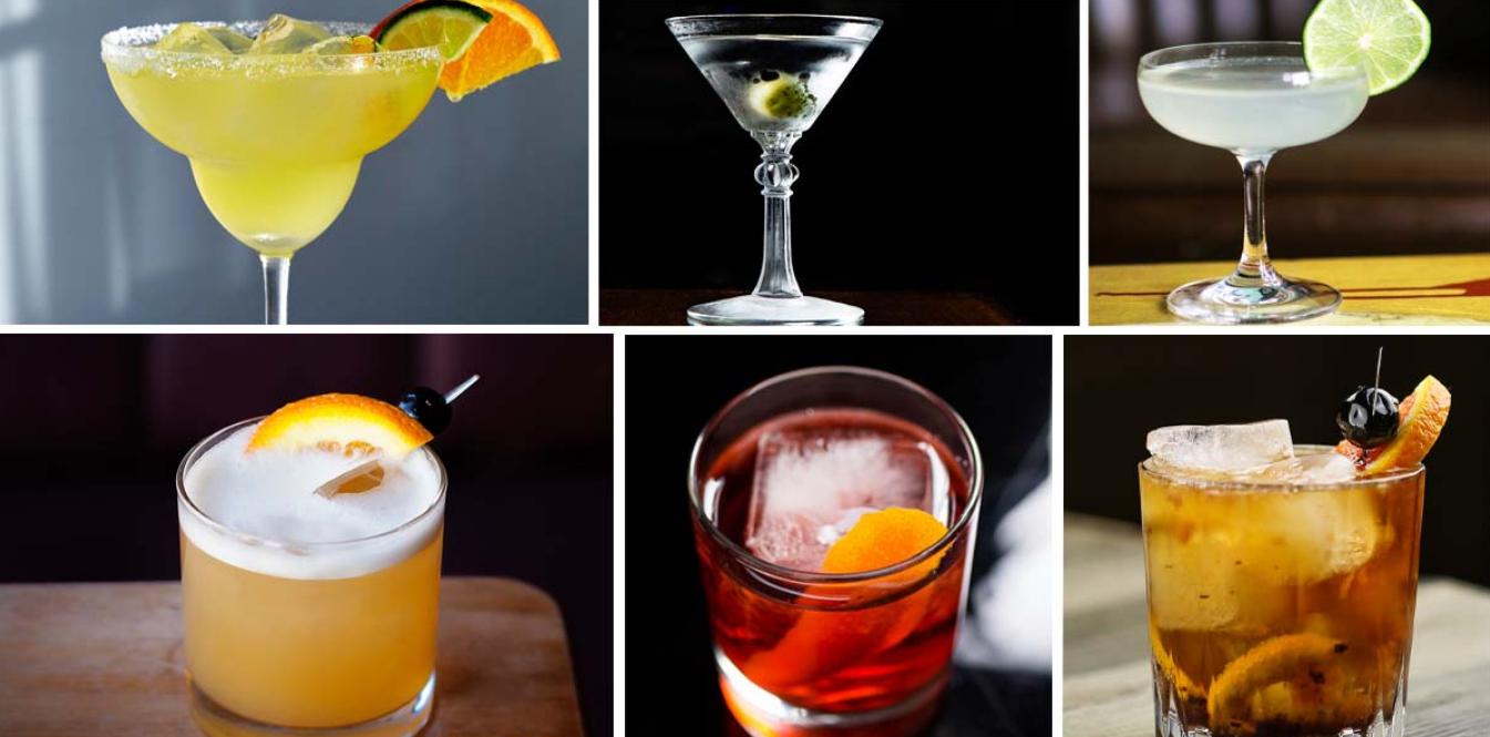 10 самых популярных коктейлей в мире