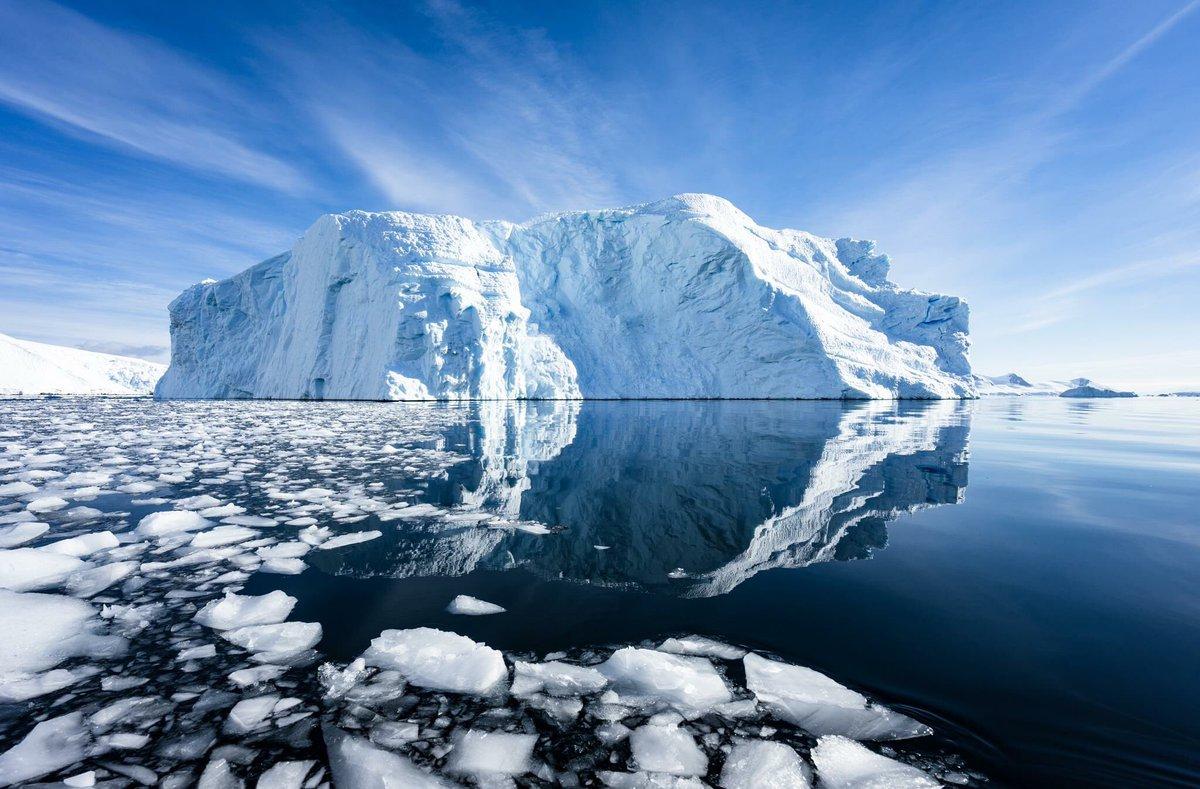Крупнейший за последние 50 лет айсберг откололся от Антарктиды