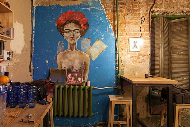 Петербургский бар ElCopitas