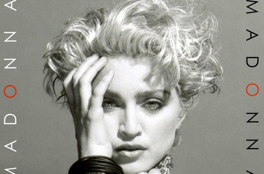 """Дебютный альбом """"Madonna"""""""