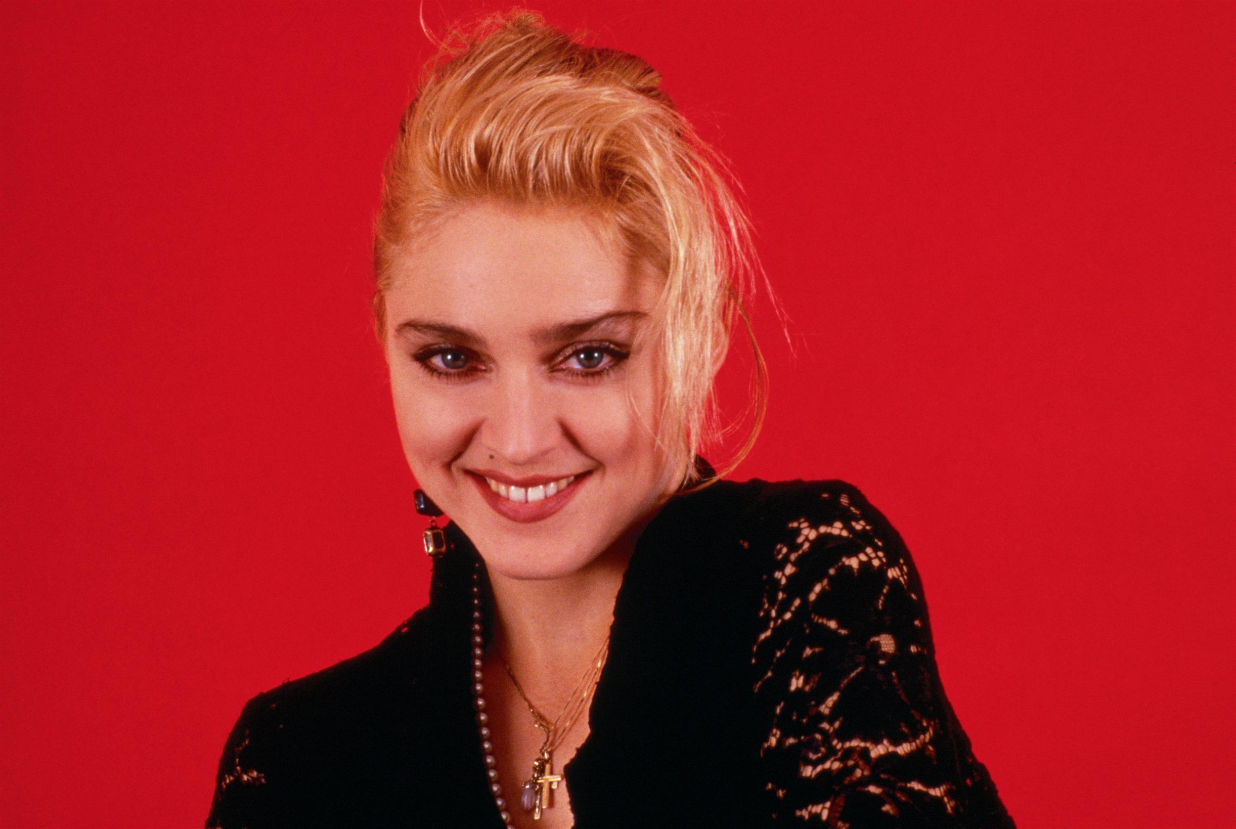 Мадонна (Madonna), биография