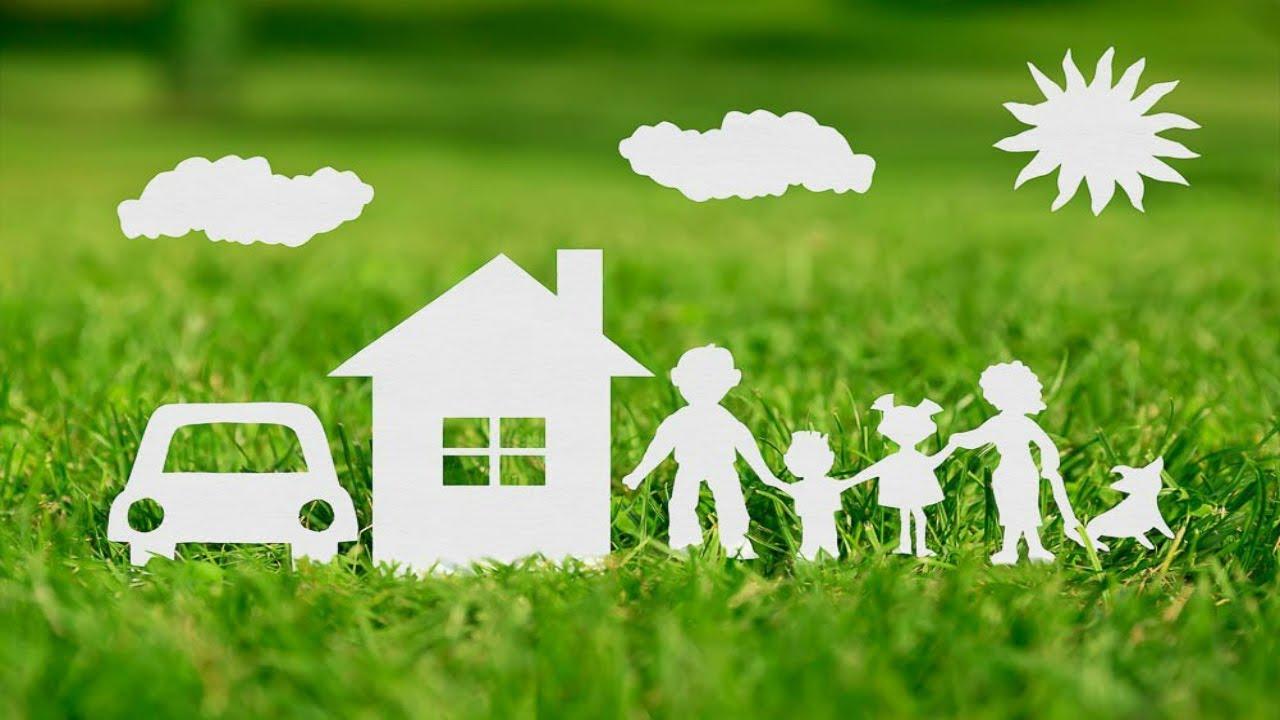 Многодетные семьи начали получать по 450 тысяч рублей на погашение ипотеки