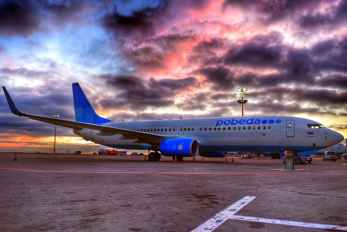 Мосгорсуд запретил авиакомпании «Победа» брать плату за регистрацию пассажиров в зарубежных аэропортах