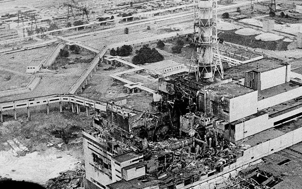 Когда случилась авария на АЭС