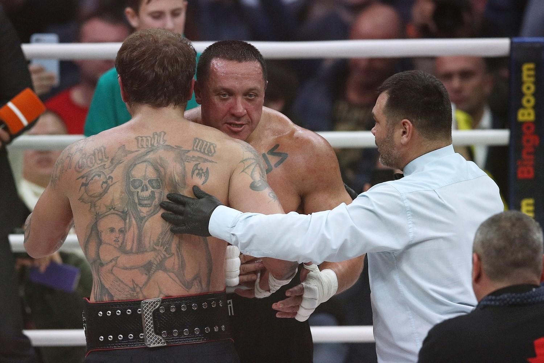 Кокляев проиграл Емельяненко нокаутом в первом раунде