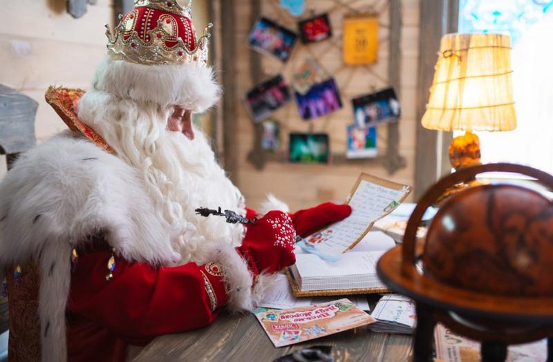 Как заказать подарок Деду Морозу