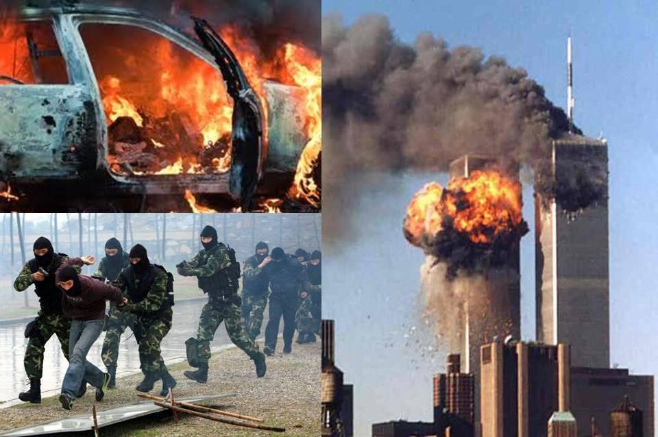 Топ-5 самых громких террористических актов в истории