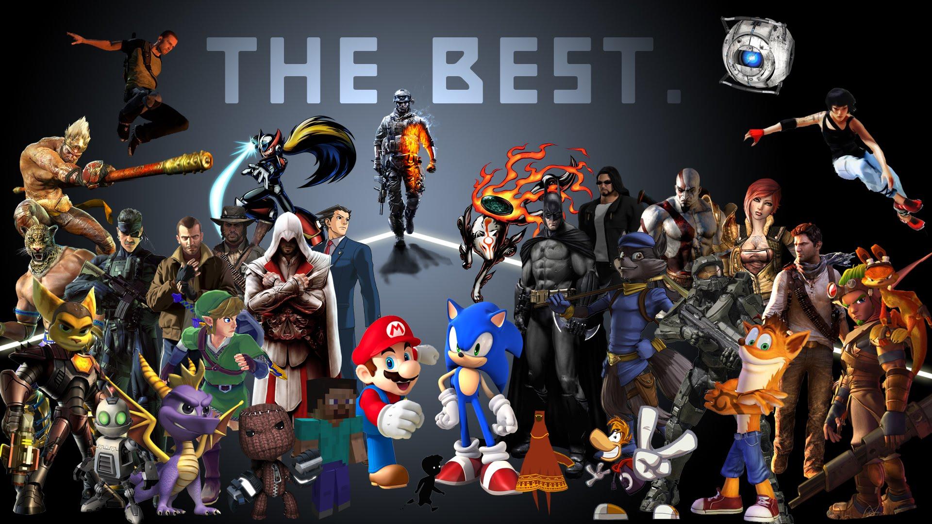 ТОП 10 самых популярных компьютерных игр всех времен