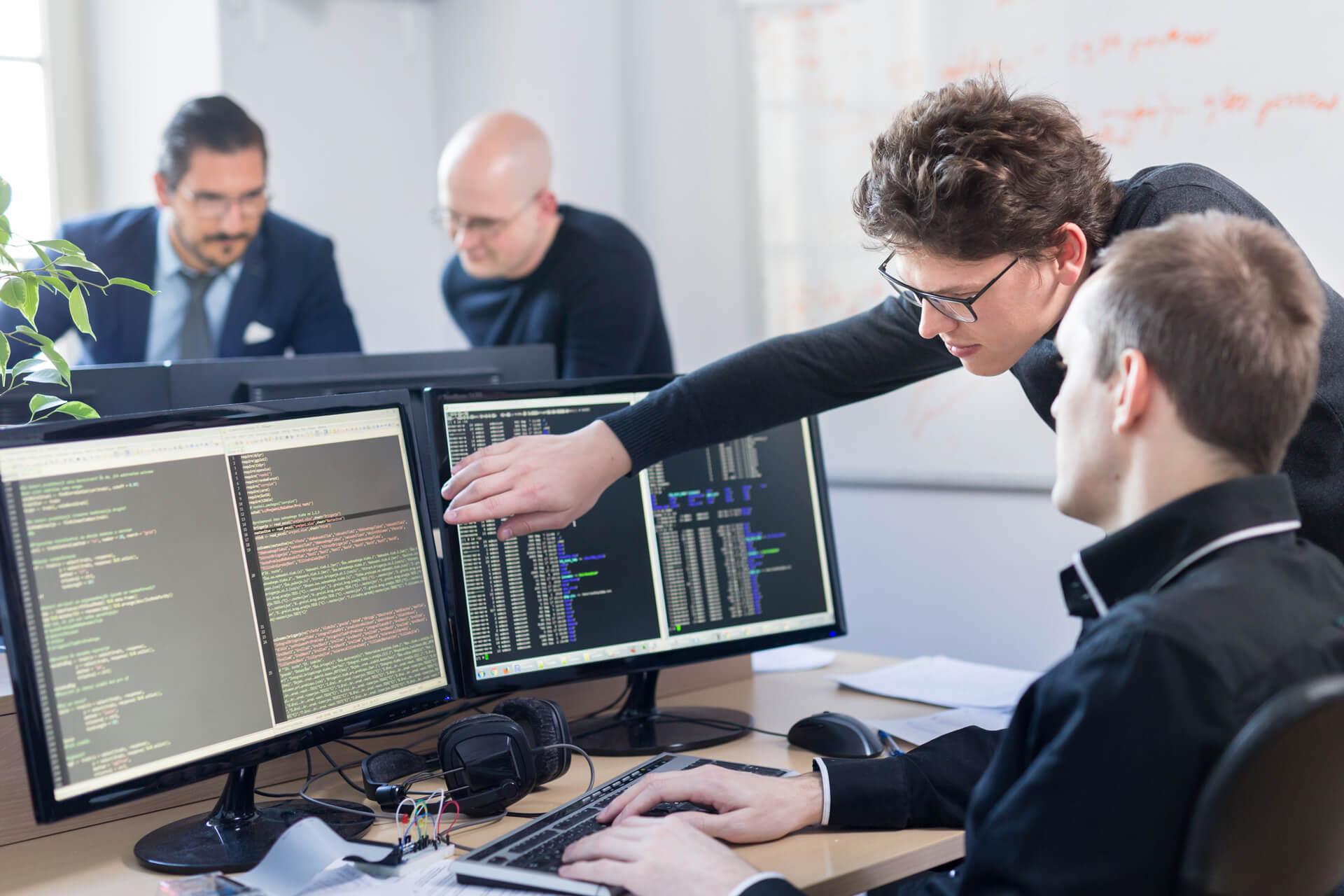 Рейтинг ТОП-10 IT компаний России