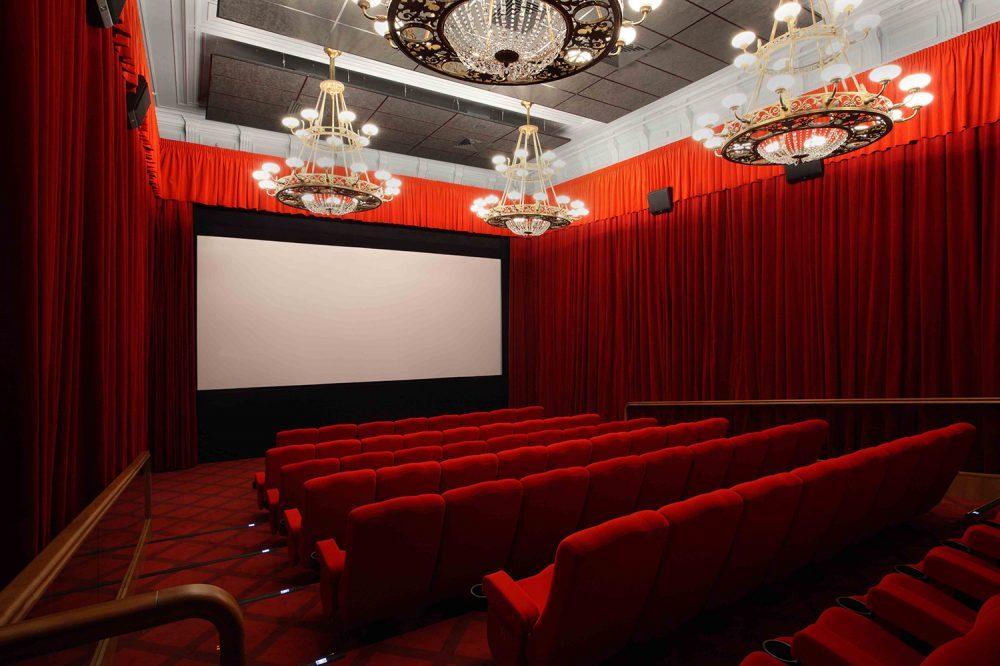 Кинотеатр в ГУМе