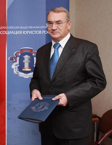 Галоганов Алексей Павлович
